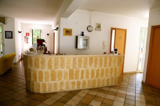 Hotel Villa Soles: Reception