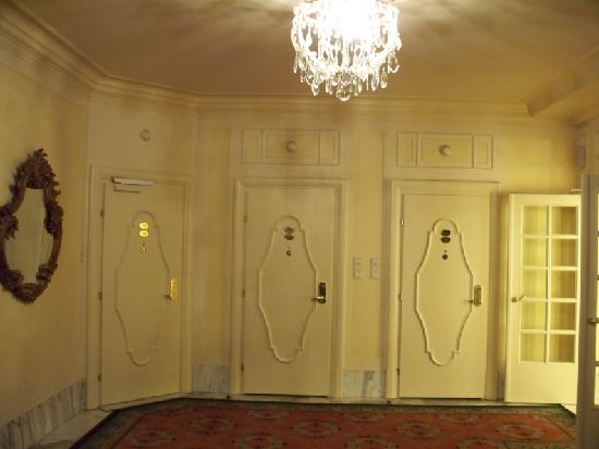 Hotel Bristol Vienna three big rooms three little doors & three big rooms three little doors - Picture of Hotel Bristol ...