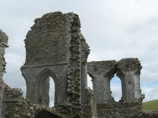 Corfe Castle, UK: More Corfe... you can't throw a rock in England without hitting a castle.