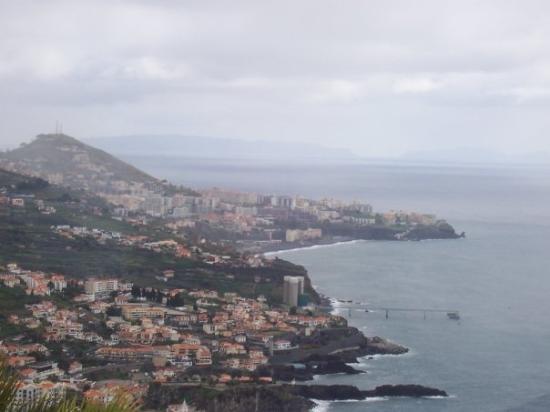 Cabo Girao: landscape of Madeira