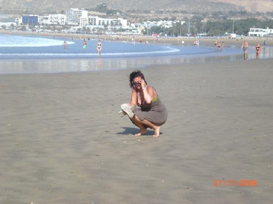 Marhaba : am Strand von Agadir