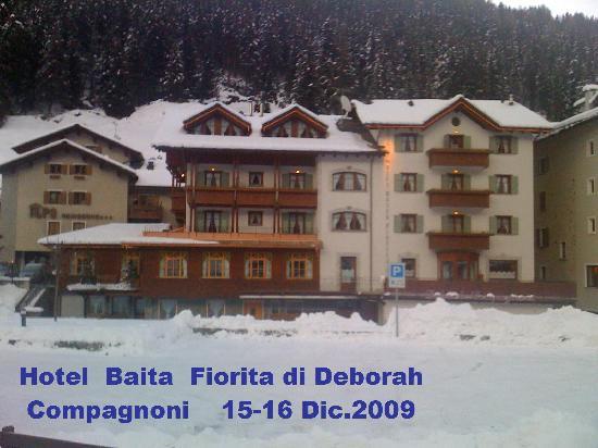Hotel Baita Fiorita di Deborah Compagnoni: Hotel Baita Fiorita