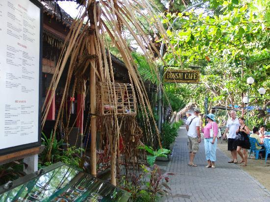 Sari Sanur Resort: ボンサイカフェ