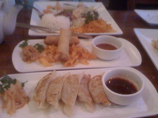 Akina picture of akina clermont tripadvisor for Akina japanese cuisine