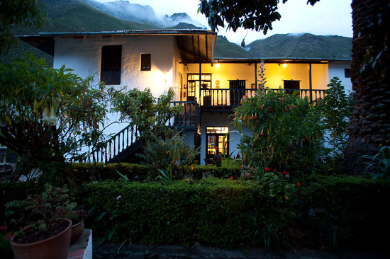 El Albergue Ollantaytambo: The original train station hotel built in 1925