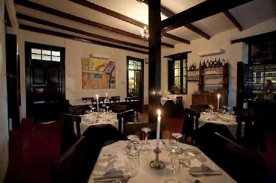 El Albergue Ollantaytambo: El Albergue Restaurant