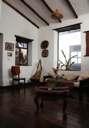 El Albergue Ollantaytambo: lounge