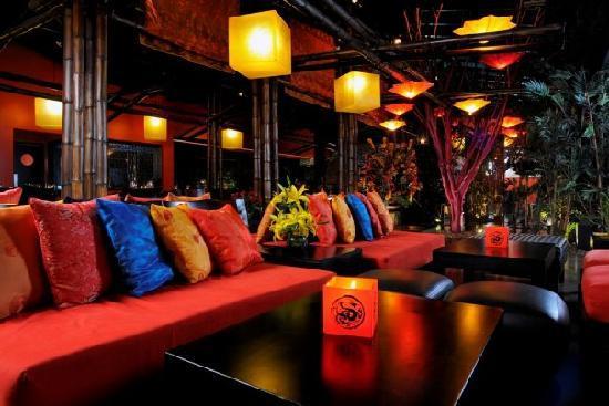 Asia de Cuba: Lounge Bar