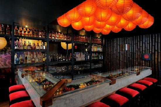 Asia de Cuba: Cocktail bar