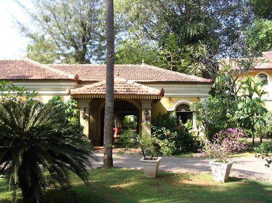 Taj Holiday Village Resort & Spa: Entrance