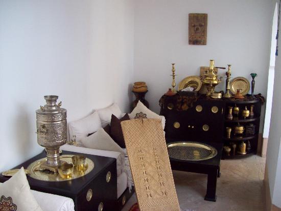 Riad Slawi : Lobby