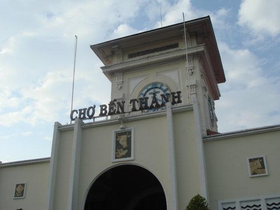 Ho Chi Minh-byen, Vietnam: エントランス
