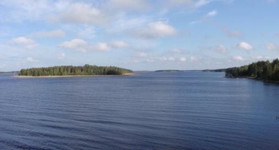 Savonlinna, Finland: Lakes region (FI)