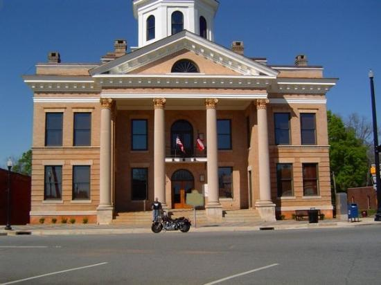 Court house building from my cousin vinny picture of for My home builders