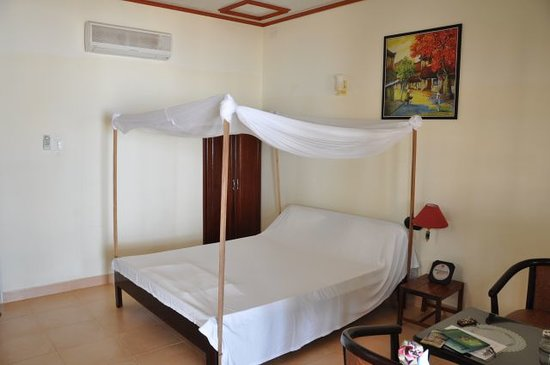 Sea Star Resort Phu Quoc : La chambre