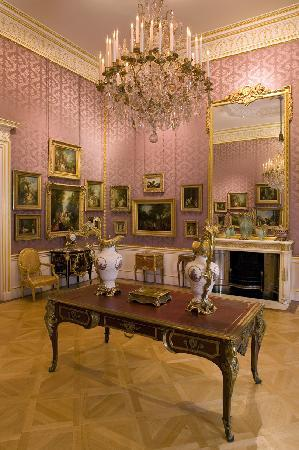 Wallace Collection : Small Drawing Room