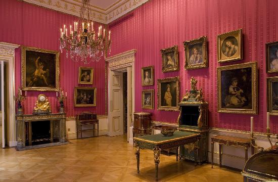 Wallace Collection : The Boudoir