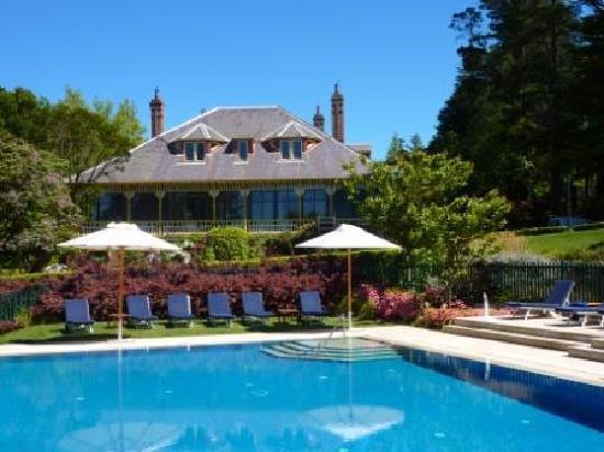 Lilianfels Blue Mountains Resort Spa Katoomba Nsw