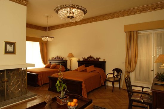 Boutique Hotel Mansion del Angel: Suite