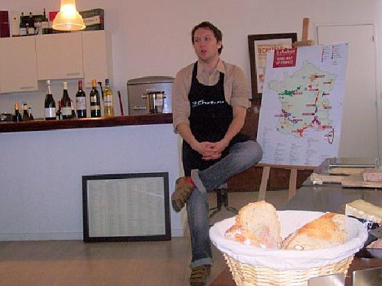 O Chateau - Wine Tasting: Olivier at the wine loft
