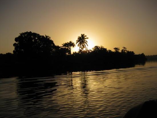 Isla Tigre, Venezuela: Noche en Boca De Tigre