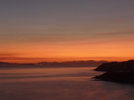 Solanas, Italie : I magnifici tramonti