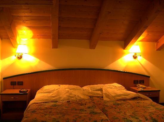 Family & Wellness Hotel Shandranj: La camera comfort...