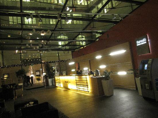 Barcelo Old Town Praha: Reception Area