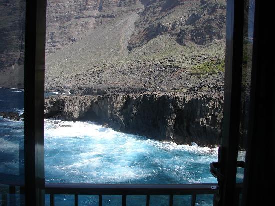 Punta Grande Hotel: vista desde la habitación