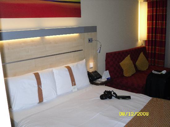 Holiday Inn Express Berlin City Centre-West: Bedoom