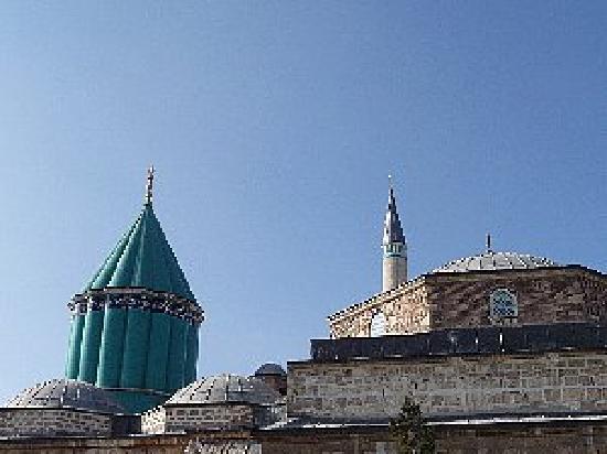 Konya, Türkiye: 後ろ側から撮影