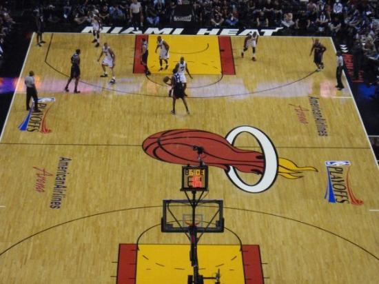 American Airlines Arena Photo
