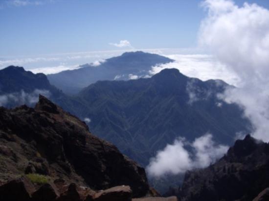 Caldera de Taburiente National Park: Más Caldera, espectacular...