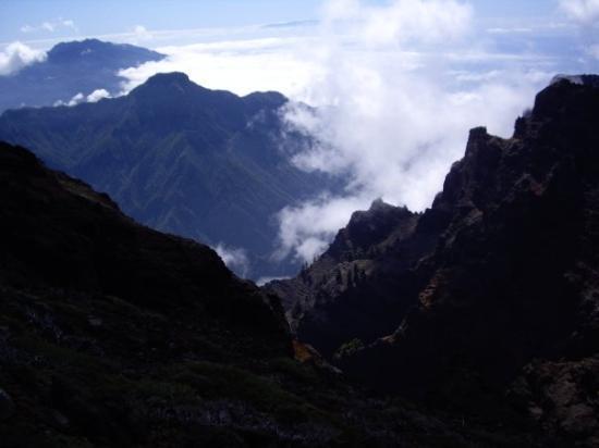 Caldera de Taburiente National Park: y un pelete ...