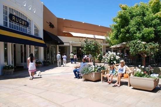 The Stanford Shopping Center Photo
