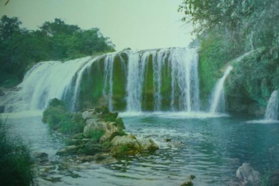 Laoag, الفلبين: vintar hidden falls ilocos norte
