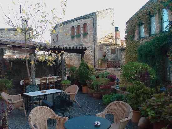 Garden of Ca l'Aliu