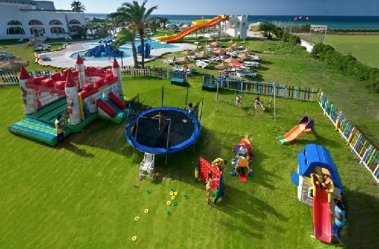Hotel Dessole Bella Vista Resort: KIDS GAME AREA