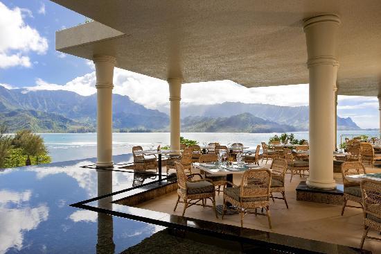 St. Regis Princeville Resort: Makana Terrace