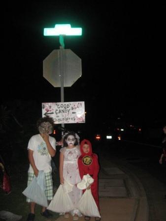 Kihei, HI: Halloween Maui Style