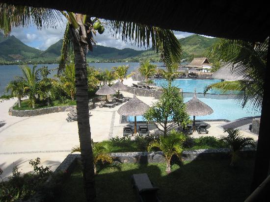 Laguna Beach Hotel & Spa: Vue depuis la chambre