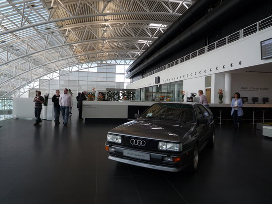 Audi Museum Ingolstadt 2018 All You Need To Know Before You Go With Photos Ingolstadt