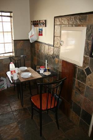 Forever Resort Blyde Canyon: Kitchen