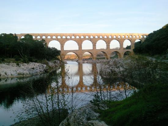 L'Albiousse : Pont du Gard near Uzés