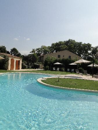 Le Relais du Grand Logis : Swimming Pool area