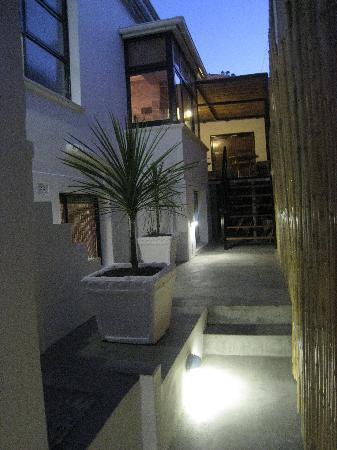 Antrim Villa: Night