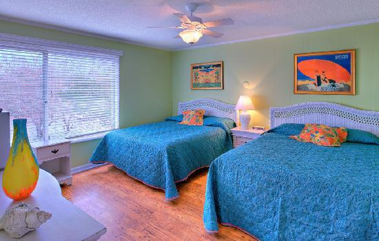 Oceanfront Litchfield Inn: Two Bedroom Villa