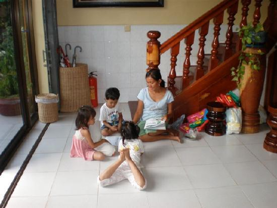 Seven Candles Guest House: A house filled with the joy of children
