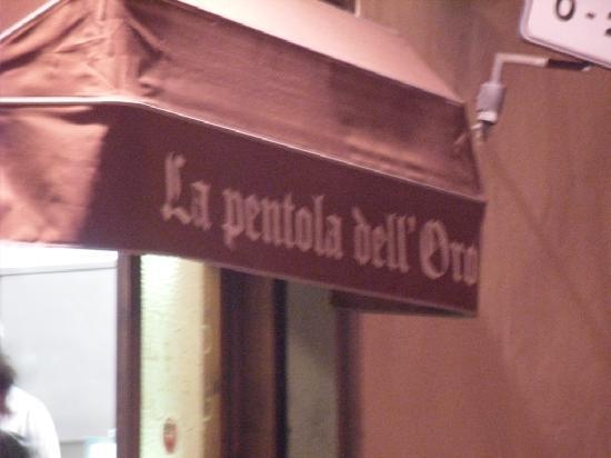Restaurant La Pentola Dell'Oro: La Pentola dell'Oro