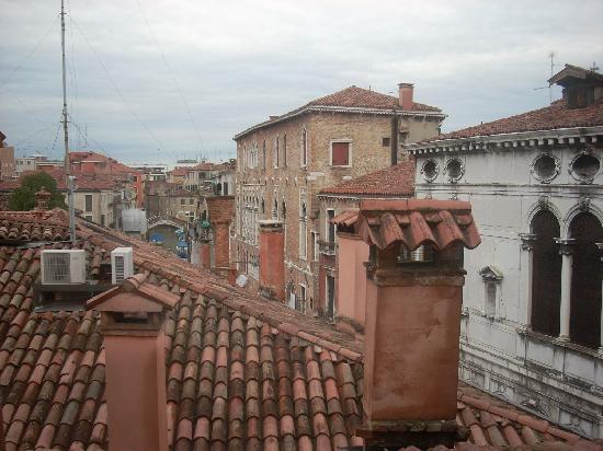 Venice Resorts: Vista dei tetti di Venezia